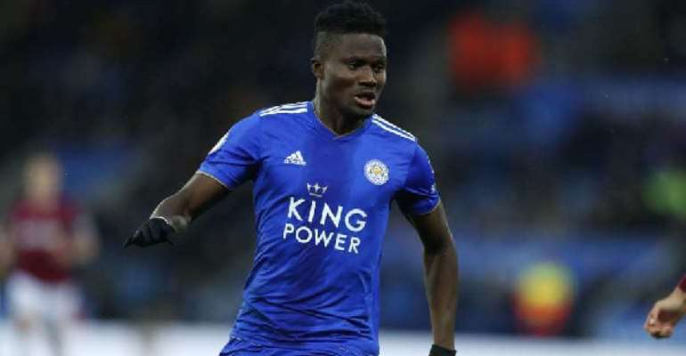 Ghana defender Daniel Amartey on radar of EPL side Sheffield United