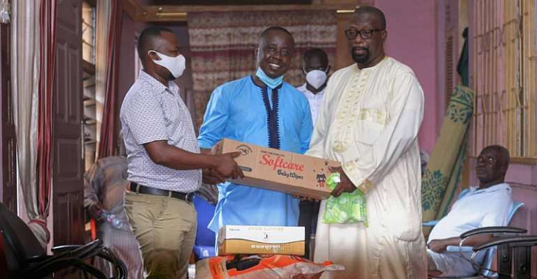 GB Foods Supports Eid Mubarak Celebrations In Kumasi