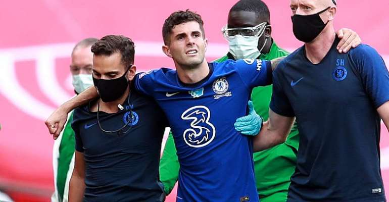 Injured Chelsea Trio Set To Miss Champions League Clash Against Bayern