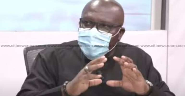 Anytime Bawumia Speaks He Shutters NDC – Mpraeso MP