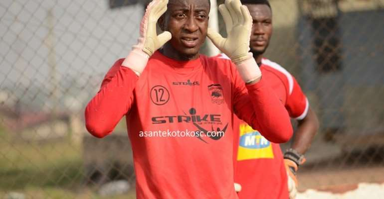 Felix Annan Eyes Champions League Triumph With Asante Kotoko