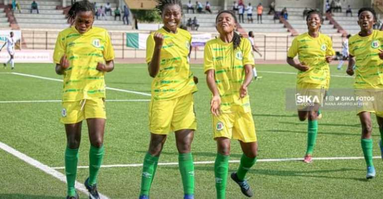 Hasaacas Ladies qualify for Caf Womnen's Champions League