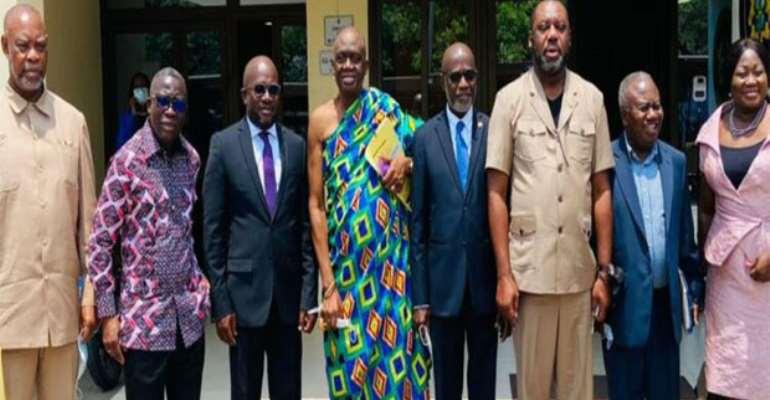 Energy Minister inaugurates GRIDCo Board