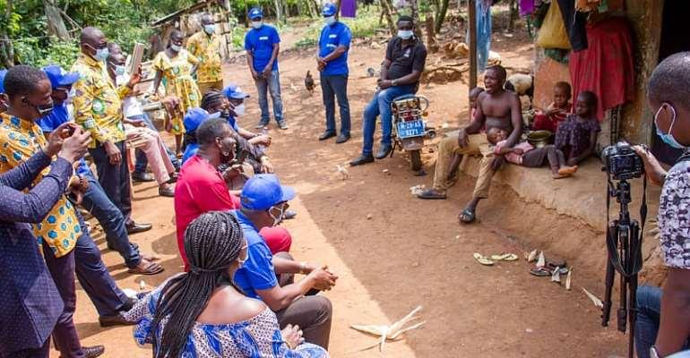 Debiso: Rising child labour cases threaten Ghana's Cocoa sale