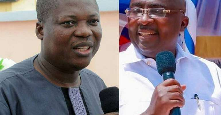 Policy saturation, failure fatigue and frustration can make you see demons and principalities — Prof. Gatsi to Bawumia