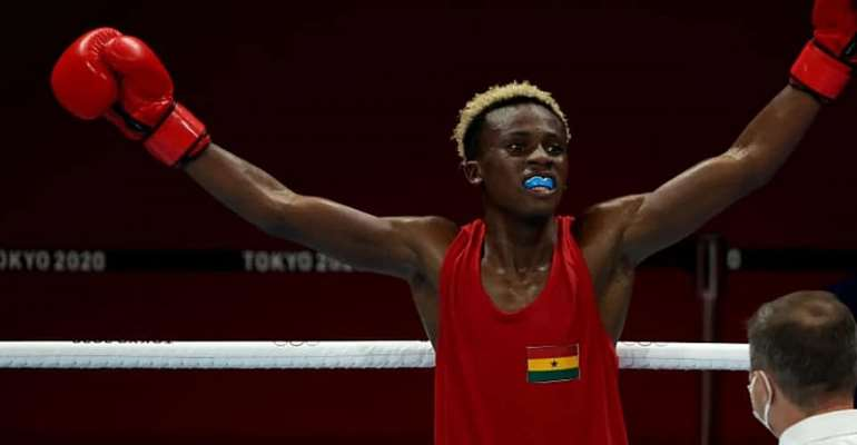 Tokyo 2020: I am focused and determined for gold, says Samuel Takyi