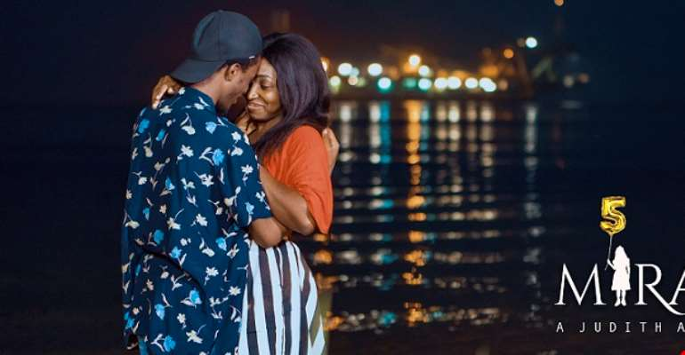 Actress, Judith Audu Makes Another Directorial Debut in the Movie 'MIRABEL'