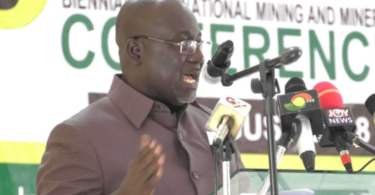 Kweku Addae Antwi-Boasiako: CEO Of The Minerals Commission Of Ghana