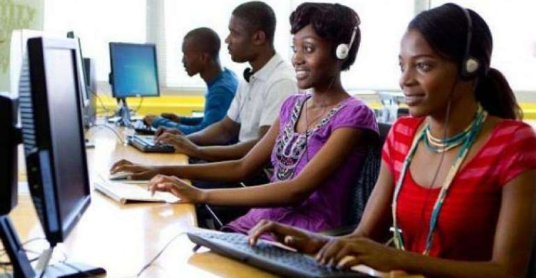 Ghanaian Youth To Be Trained On How To Raise Income From Online Via Freelancing And Drop-Shipping