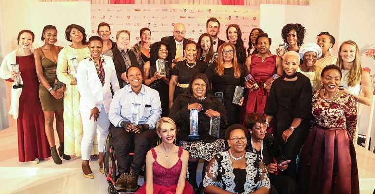 Winners of the 2018 gsport Awards