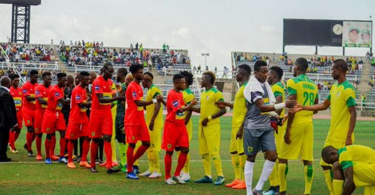CAF Champions League: Kotoko Players Must Go All Out Against Pillars - Charles Taylor