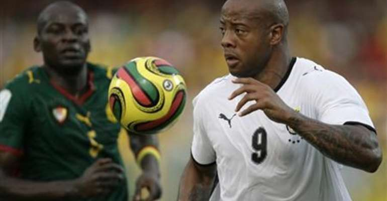 Ex-Ghana star Junior Agogo dies at age 40