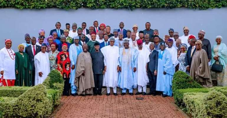 Buhari Charges New Ministers For Results