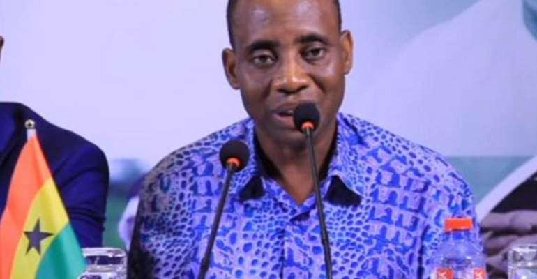 Hon. Dr. Sagre Bambangi