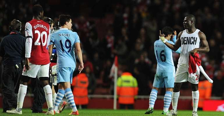 'He Told Me He Could Buy Me' - Frimpong Hits Out At 'Bully' Nasri