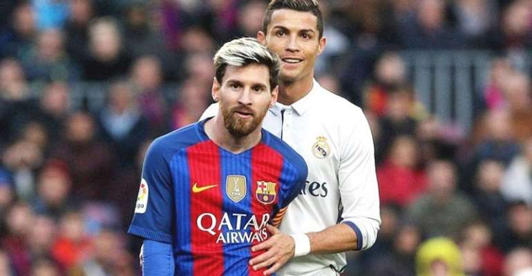 Messi Made Me A Better Player – Ronaldo