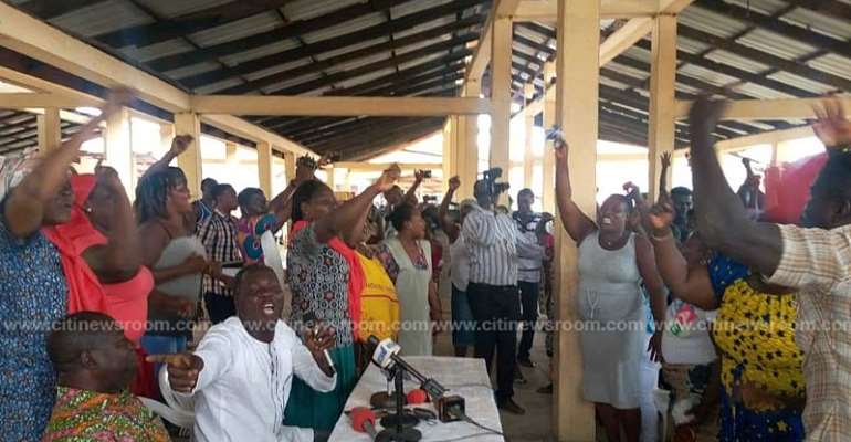 Elmina Residents Ask Gov't Refund Nduom's Money Within Three Weeks Or Else...