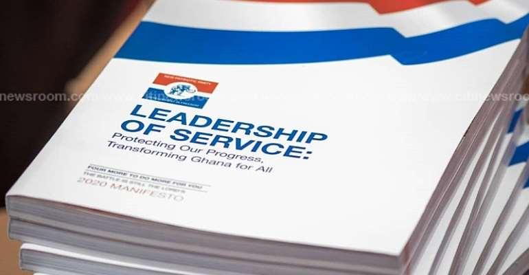 NPP 2020 Manifesto [ Download Full Document]