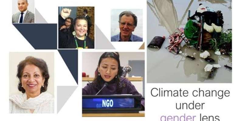 Climate Change Under Gender Lens