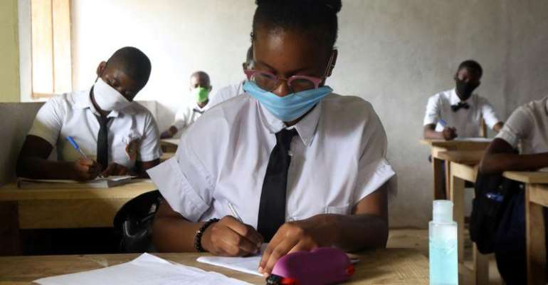 'Youth Engagement For Global Action':Stories Of Young People Contributing To COVID-19 Response And Recovery In Africa. (Part 3)
