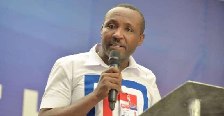 NDC Is Waiting To 'Plagiarize' NPP Manifesto---John Boadu Fires