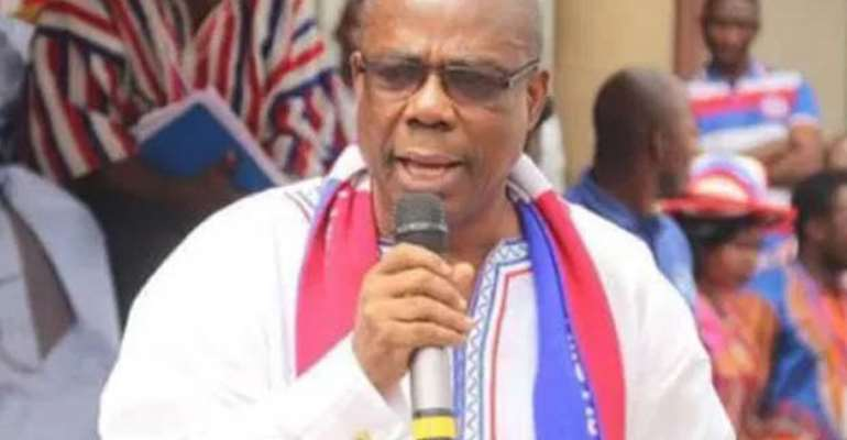 NPP Manifesto Is Not Based On What Mahama Says, But What Ghanaians Want – Mac Manu