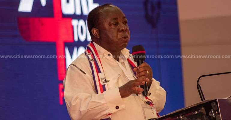 We've Repaired Ailing Economy, We Need Four Years More To Do More – Freddie Blay