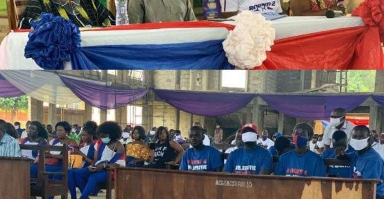 Sefwi-Wiawso NPP Inaugurates 2020 Campaign Team