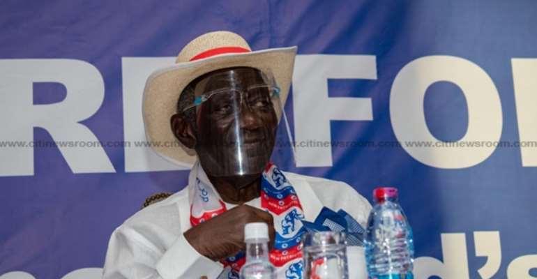 'Akufo-Addo Has Done Wonders – Kufuor