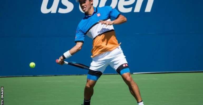 Kei Nishikori is ranked 31 in the world