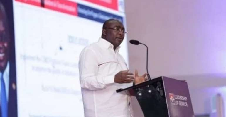 NPP Will Make A National Equipment Leasing Policy — Bawumia