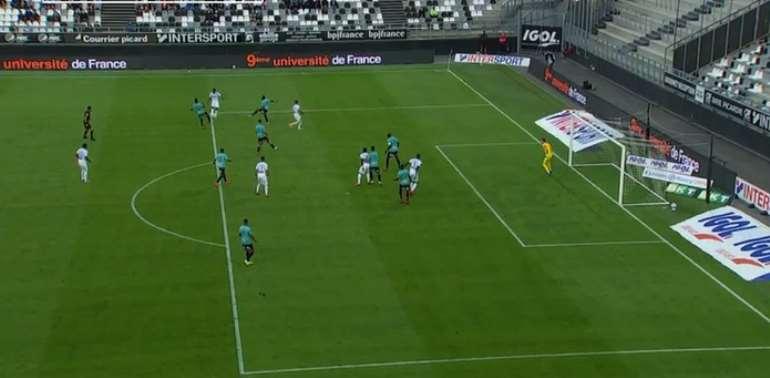Emmanuel Lomotey Earn High Ratings On Amiens Debut In Win Against AS Nancy