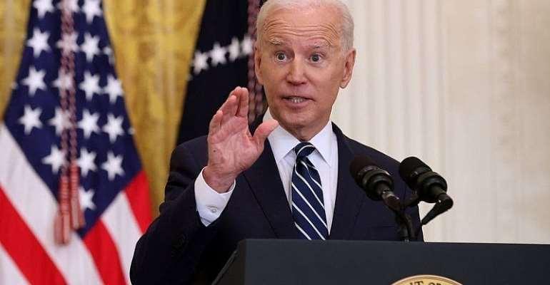Poor Biden: Blamed For Agreement He And Afghan President Never Signed