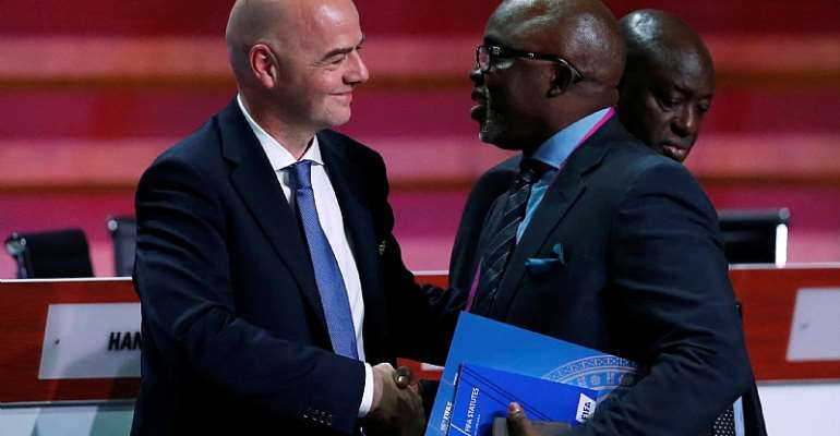 The Rise And Fall Of NFF President Amaju Pinnick