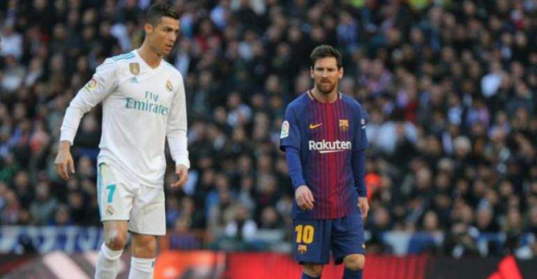 Ronaldo: Messi Rivalry Has Made Me A Better Player