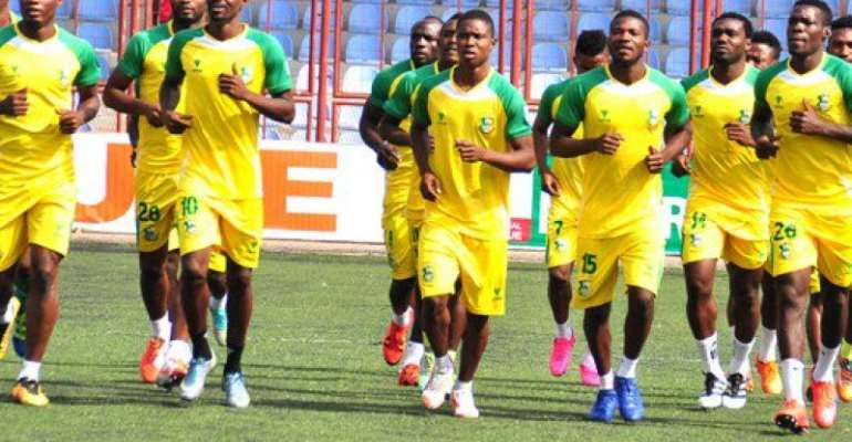 CAF Champions League: 'Kotoko Are Under Pressure', Says Kano Pillars Goalkeeper