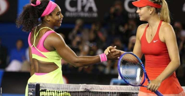 US Open Draw: Serena Williams Drawn To Play Sharapova In First Round