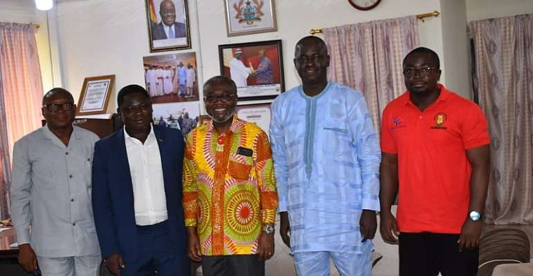 Old Upper West Hospital To Be Municipal, Psychiatric Hospital—DG Of Health Service