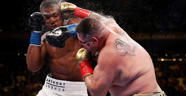 Andy Ruiz Jr 'Agrees' To Rematch Anthony Joshua In Saudi Arabia