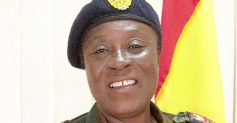Col. Felicia Twum-Barima