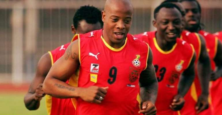 Junior Agogo Was Planning To Visit Ghana Next Week, Stephen Appiah Reveals