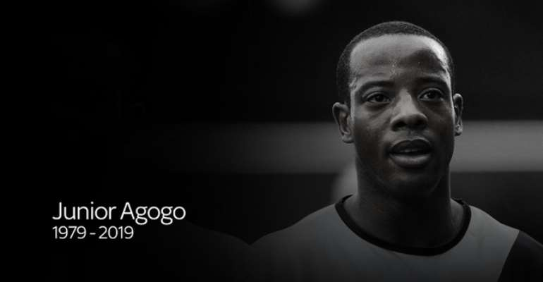 Junior Agogo: A Career In Numbers