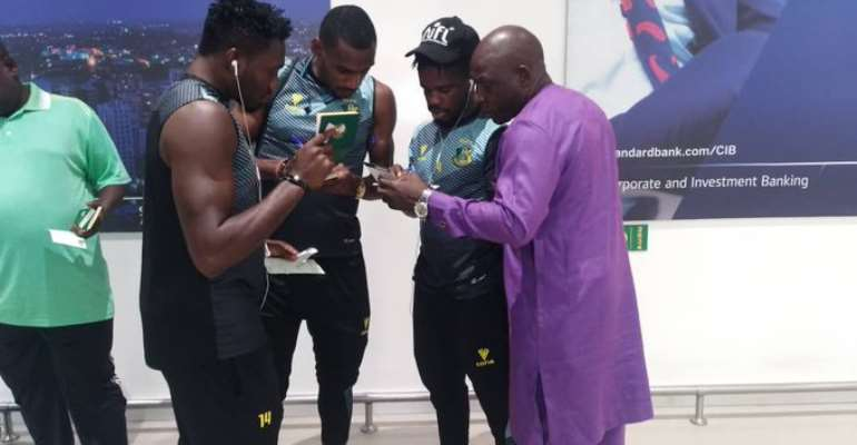 CAF CL: Kano Pillars Arrive In Ghana For Second Leg Clash With Kotoko