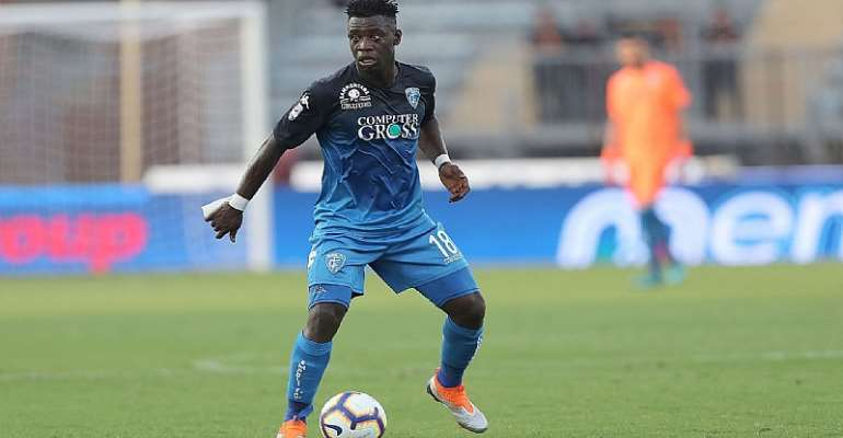 Afriyie Acquah Close To Completing Yeni Malatyaspor Move