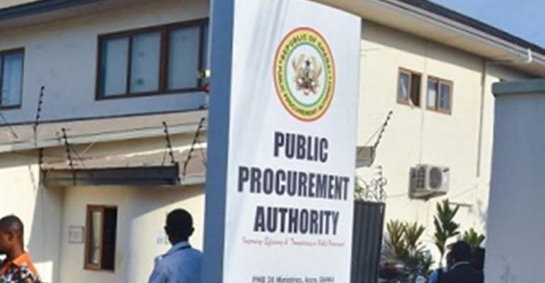 We Don't Influence Tender Processes – PPA Board Distance Itself