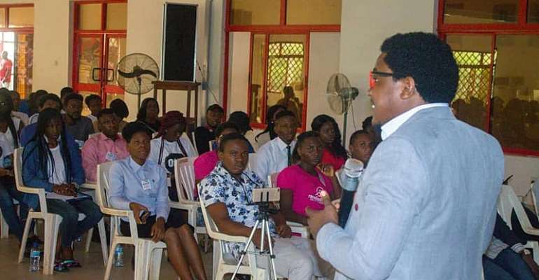 Generating youthful impacts for the Sustainable Development Goals (SDGs)