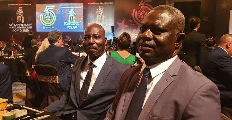 Ghana Represented At 2019 World Judo Congress