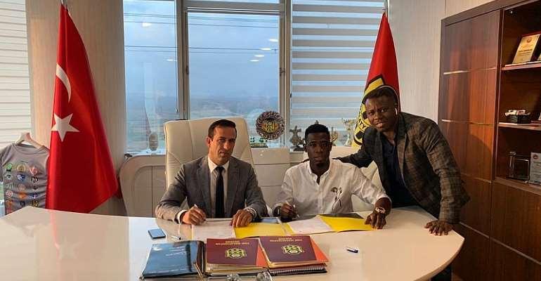 EXCLUSIVE: Black Stars Midfielder Afriyie Acquah Joins Yeni Malatyaspor