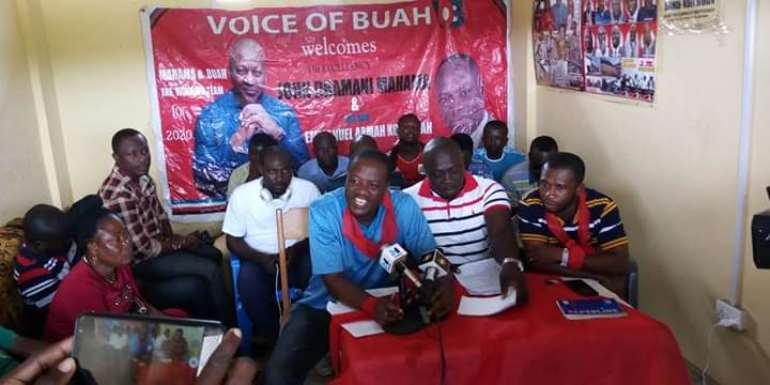 NDC Primaries: Ellembelle Executives Fight National Executives For No Voting