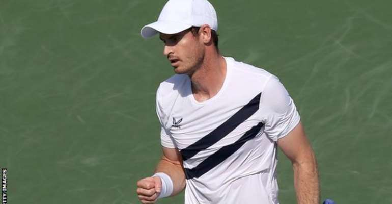 Two-time Wimbledon champion Andy Murray is ranked 129th in the world